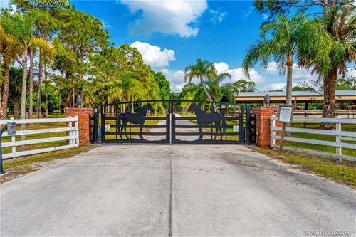 Photo of 8251 SW Citrus Boulevard, Palm City, FL 34990 (MLS # M20022789)