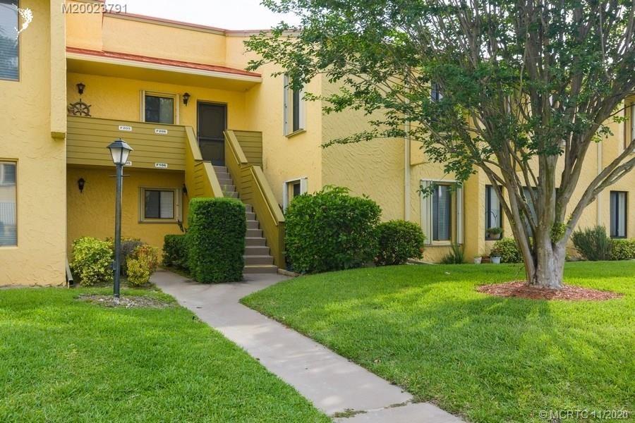5353 SE Miles Grant Road #F206, Stuart, FL 34997 - MLS#: M20023791