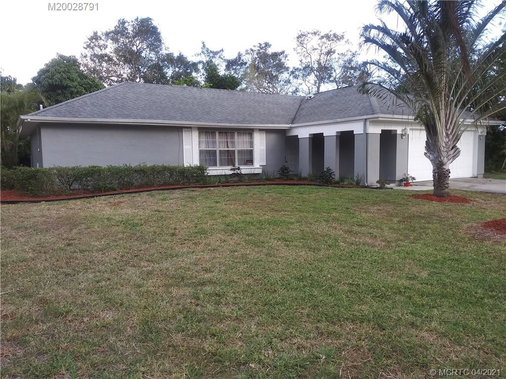 3101 SE Canby Road, Port Saint Lucie, FL 34952 - #: M20028791