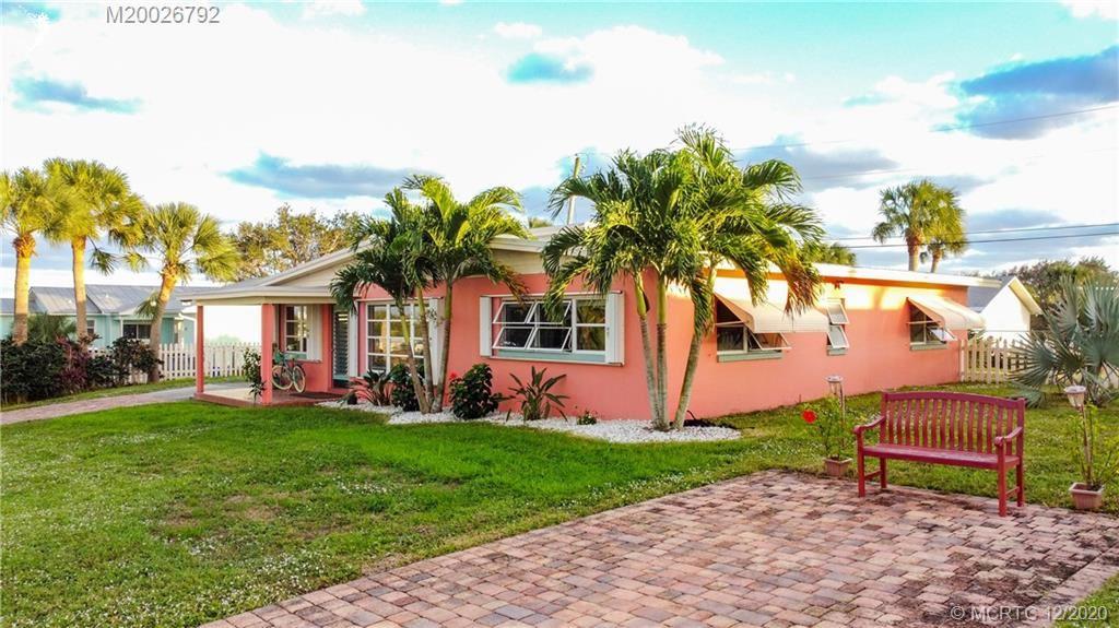 2237 NE Center Circle, Jensen Beach, FL 34957 - MLS#: M20026792