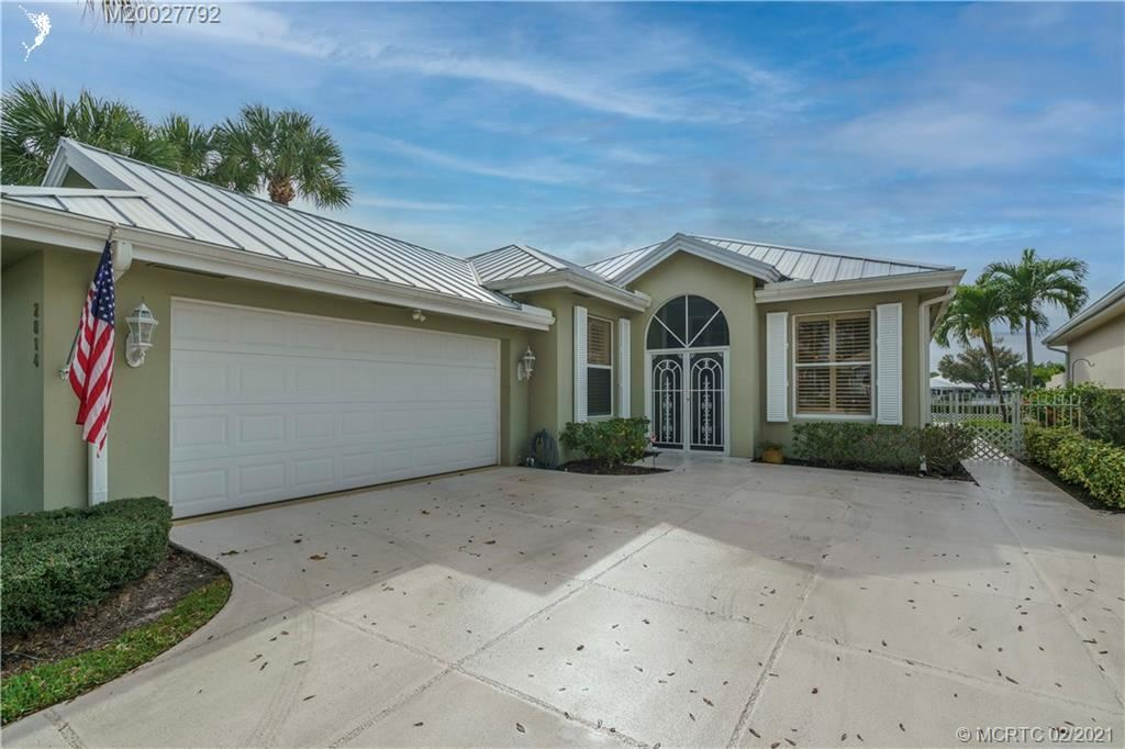 2814 SW Brighton Way, Palm City, FL 34990 - #: M20027792