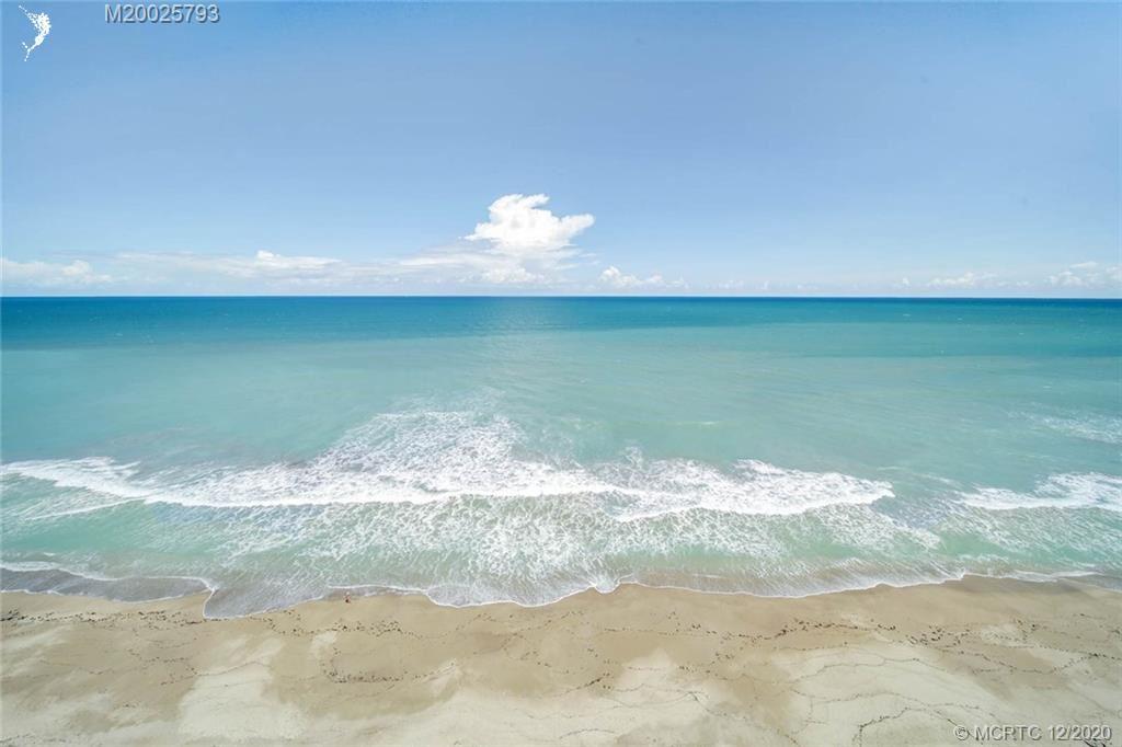 Photo of 8650 S Ocean Drive #PH-3, Jensen Beach, FL 34957 (MLS # M20025793)