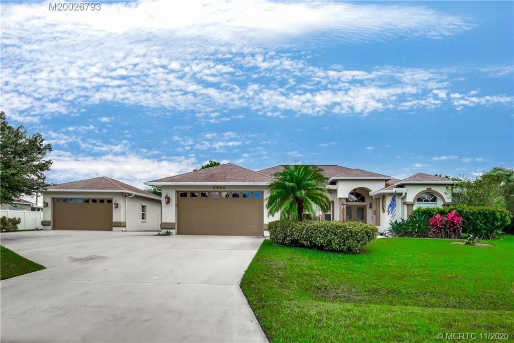 5954 NW Brenda Circle, Port Saint Lucie, FL 34986 - #: M20026793