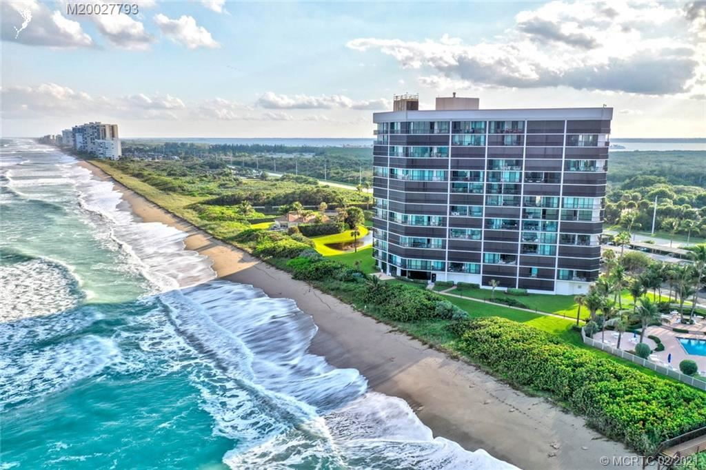 Photo of 8880 S Ocean Drive #902, Jensen Beach, FL 34957 (MLS # M20027793)