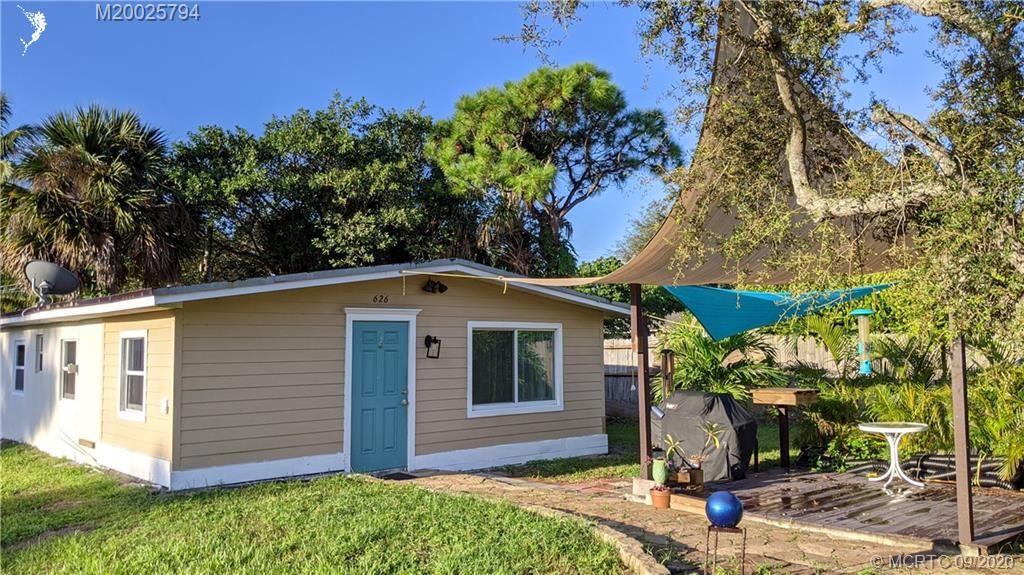 626 NE Bernard Street, Jensen Beach, FL 34957 - MLS#: M20025794