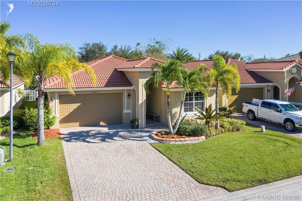 2925 SW Porpoise Circle, Stuart, FL 34997 - MLS#: M20026794
