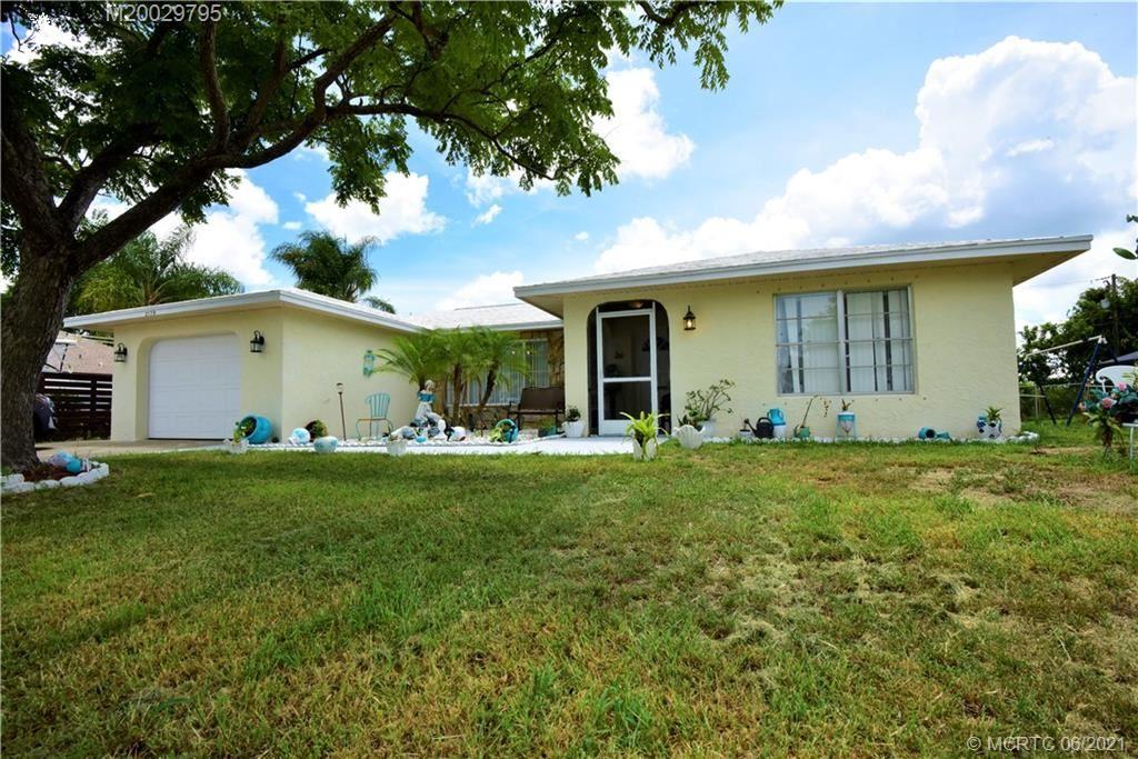 2179 SE Stargrass Street, Port Saint Lucie, FL 34984 - #: M20029795
