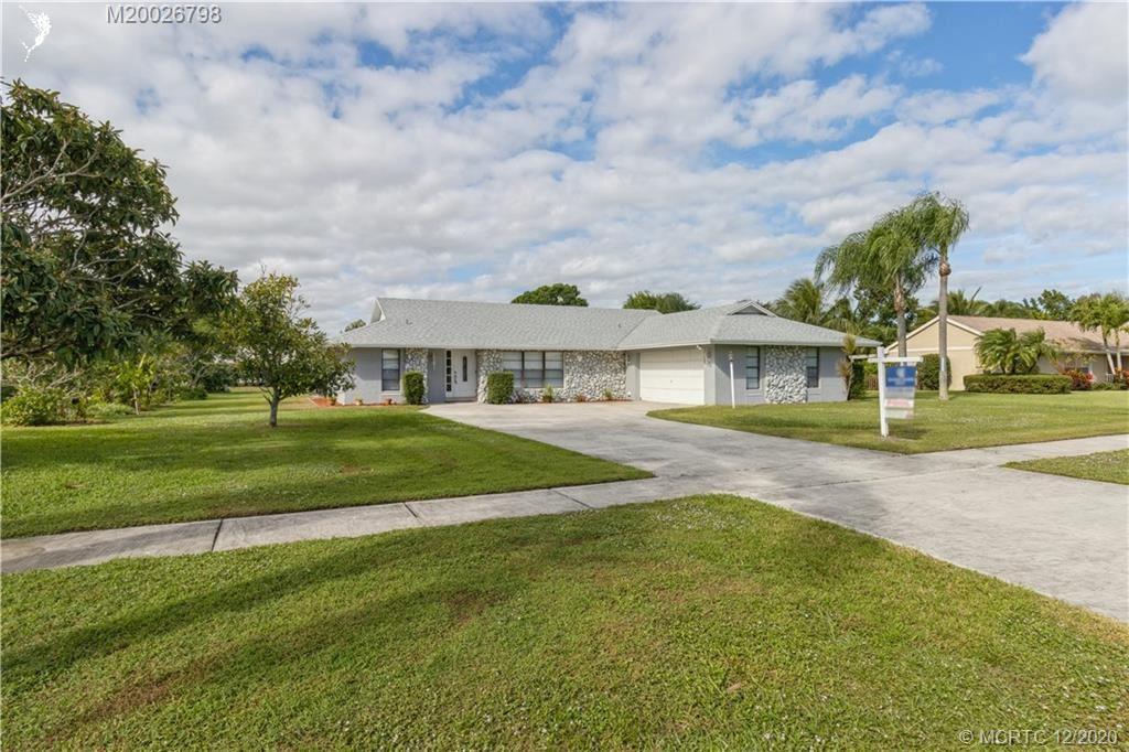 2492 SE Gowin Drive, Port Saint Lucie, FL 34952 - MLS#: M20026798