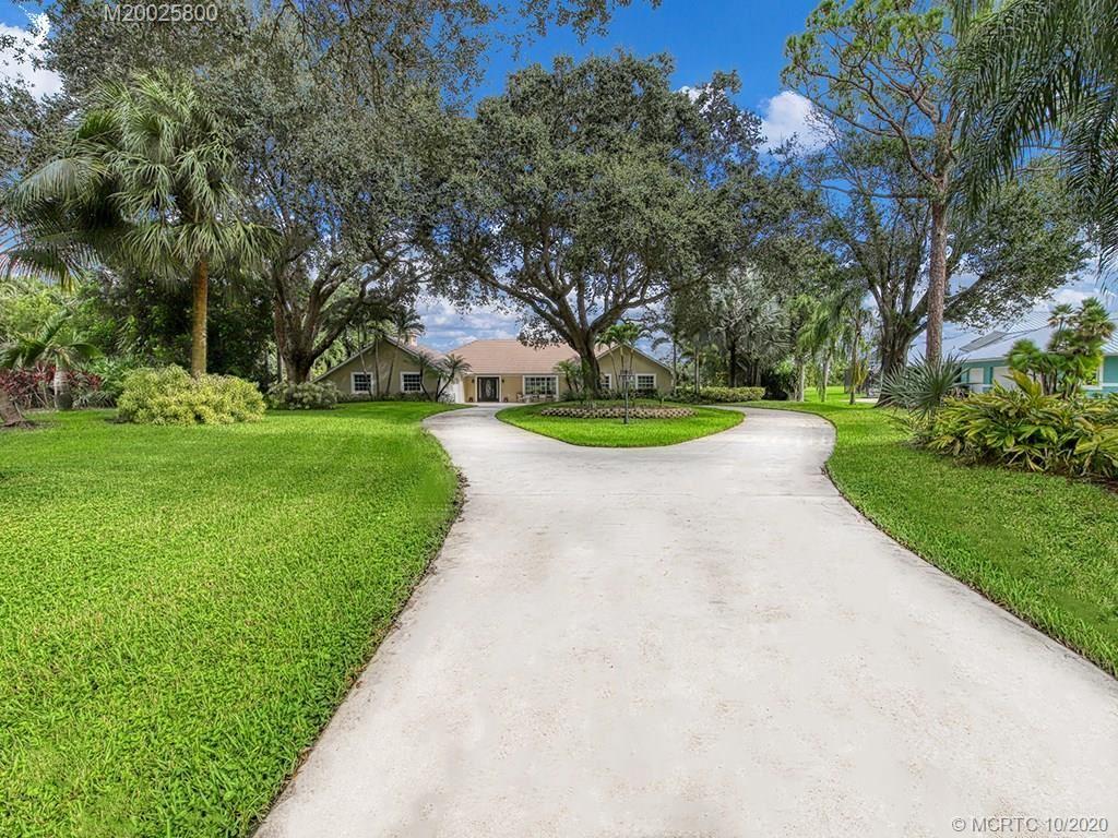 4551 SW Bimini Circle N, Palm City, FL 34990 - MLS#: M20025800