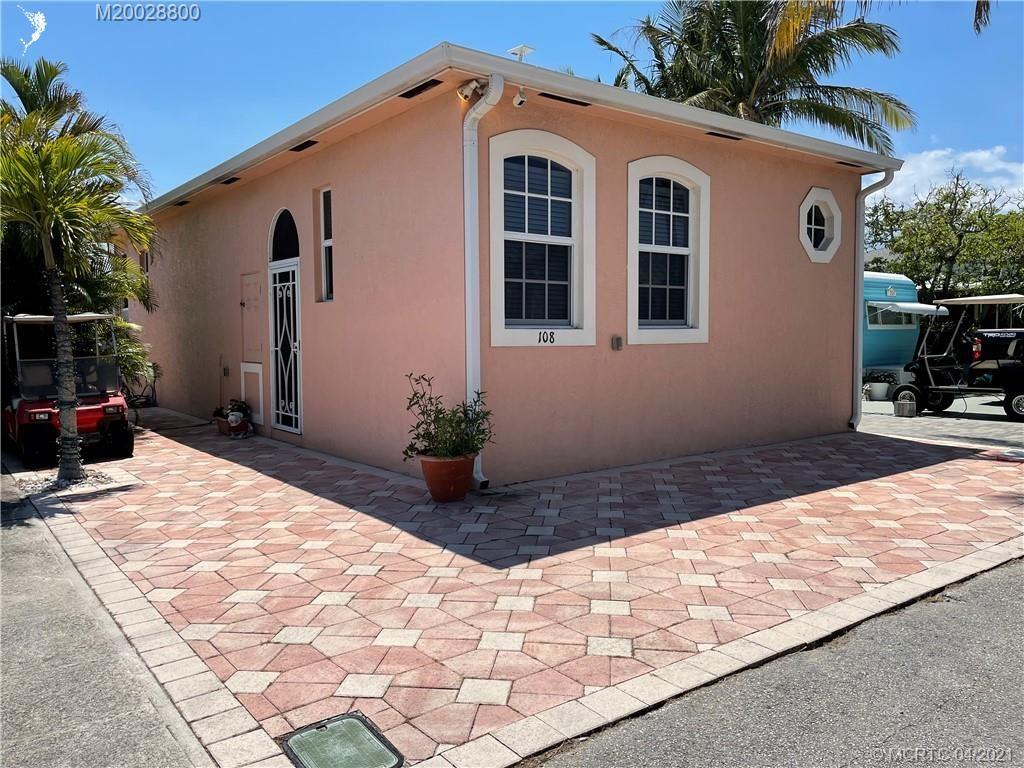 10851 S Ocean Drive #108, Jensen Beach, FL 34957 - MLS#: M20028800