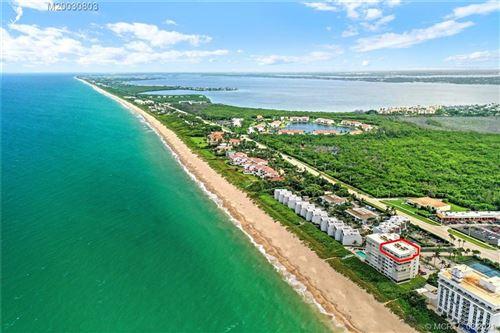 Photo of 10980 S Ocean Drive #811, Jensen Beach, FL 34957 (MLS # M20030803)