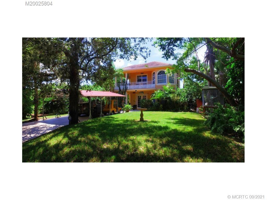 8053 S Indian River Drive, Fort Pierce, FL 34982 - MLS#: M20025804