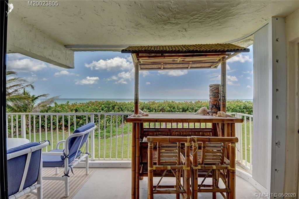 10102 S Ocean Drive #201A, Jensen Beach, FL 34957 - #: M20023805