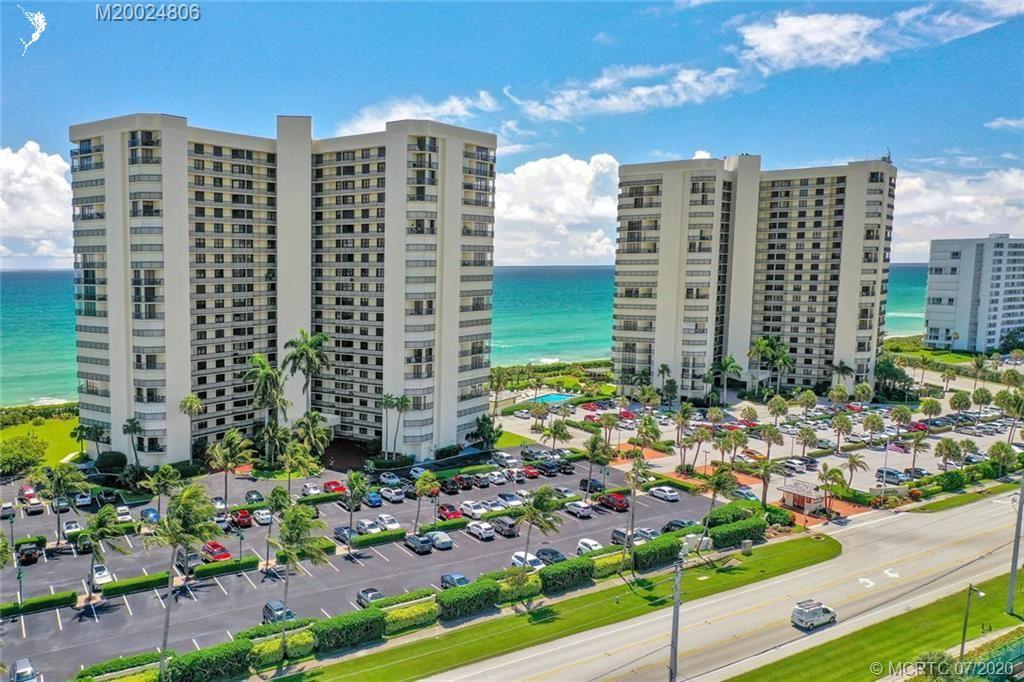9500 S Ocean Drive #410, Jensen Beach, FL 34957 - #: M20024806