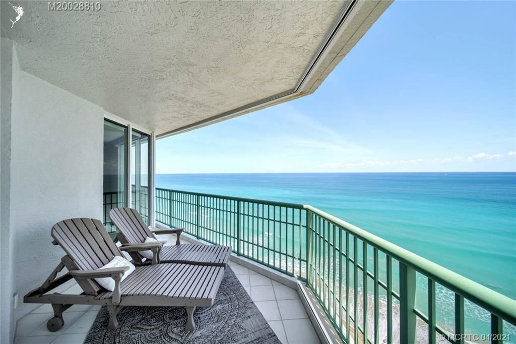 8650 S Ocean Drive #1105, Jensen Beach, FL 34957 - #: M20028810