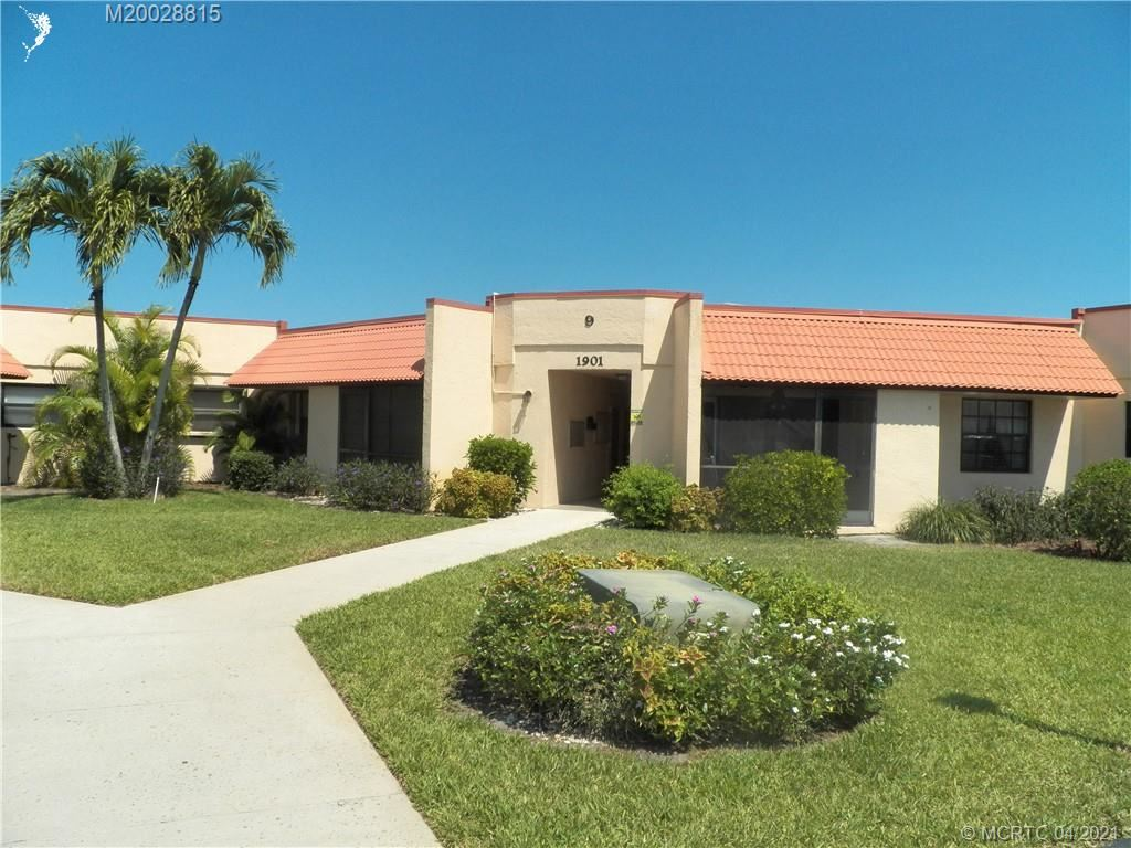 1901 NE Collins Circle #9-30, Jensen Beach, FL 34957 - #: M20028815