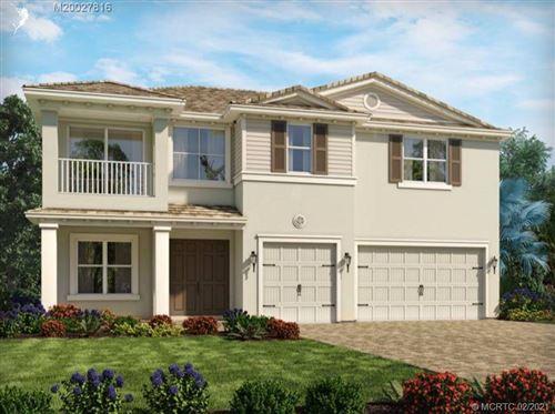 Photo of 1270 NE Langford Lane, Jensen Beach, FL 34954 (MLS # M20027816)