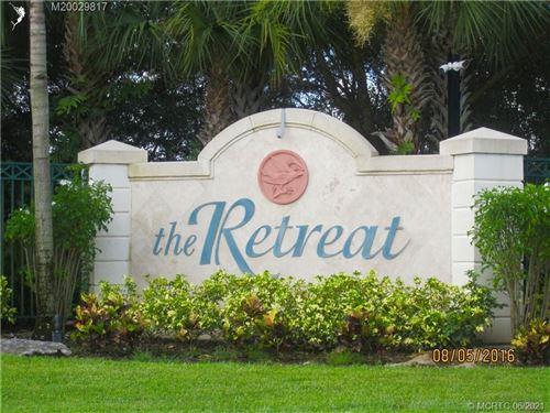 Photo of 4083 SE Maryhill Place SE, Hobe Sound, FL 33455 (MLS # M20029817)