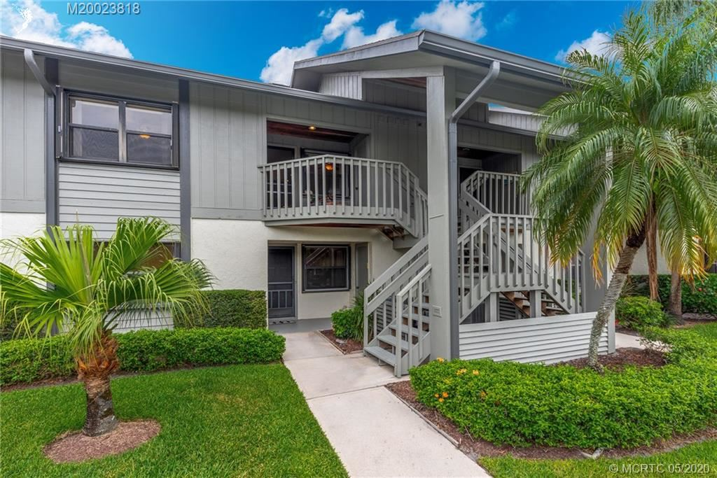 6276 SE Charleston Place #C-204, Hobe Sound, FL 33455 - #: M20023818
