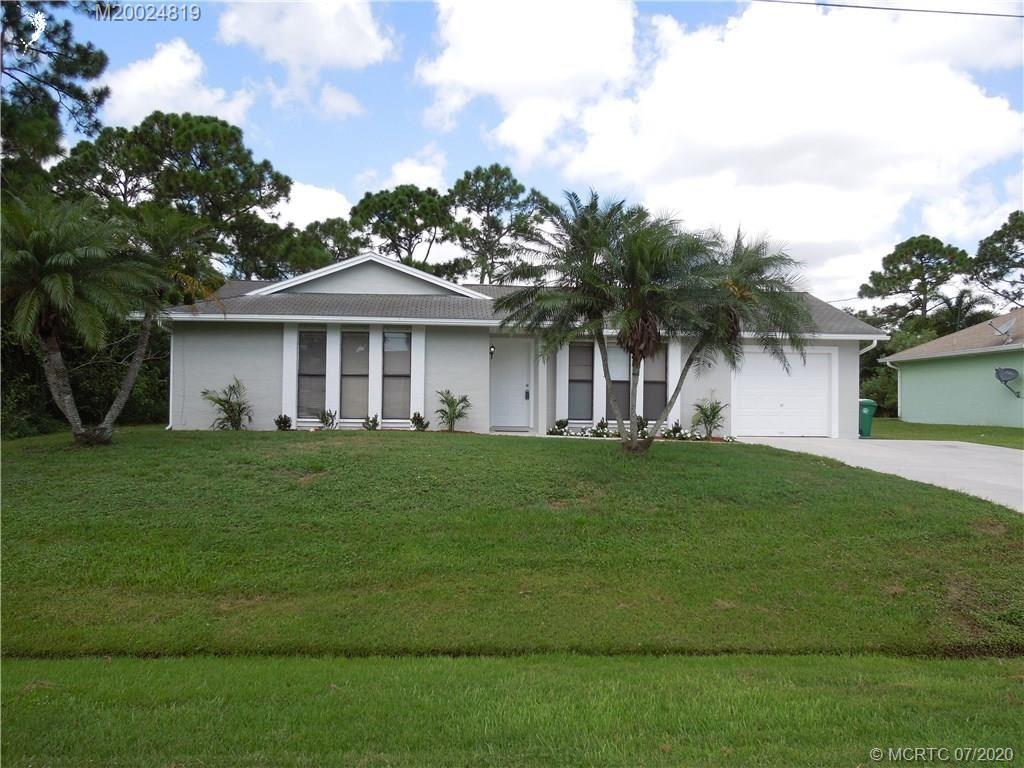 2938 SW Moody Terrace, Port Saint Lucie, FL 34953 - #: M20024819