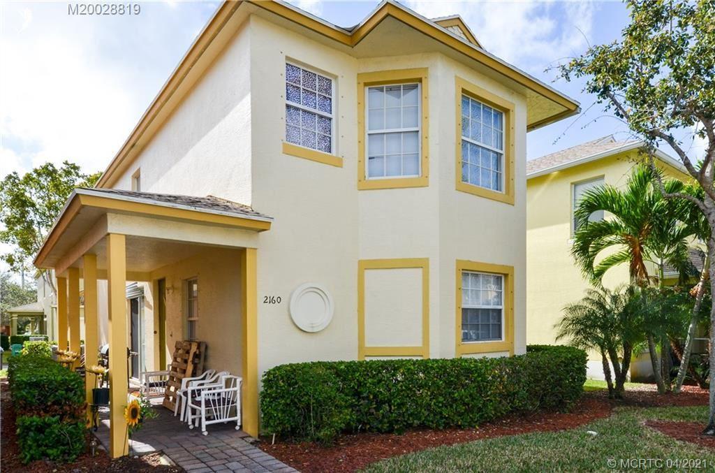 2160 SE Casselberry Drive, Port Saint Lucie, FL 34952 - #: M20028819