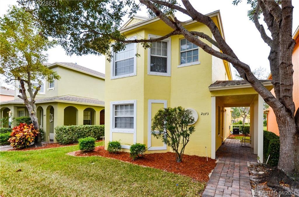 2073 SE Fern Park Drive, Port Saint Lucie, FL 34952 - MLS#: M20028821
