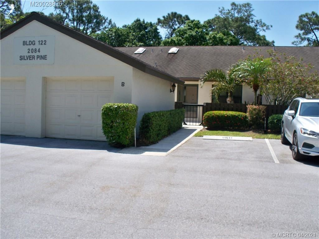 2084 SW Silver Pine Way #122-B, Palm City, FL 34990 - #: M20028826