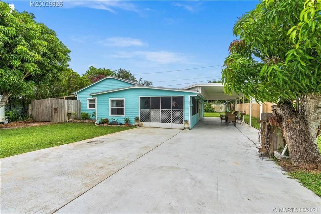 1562 NE Maureen Court, Jensen Beach, FL 34957 - #: M20029826