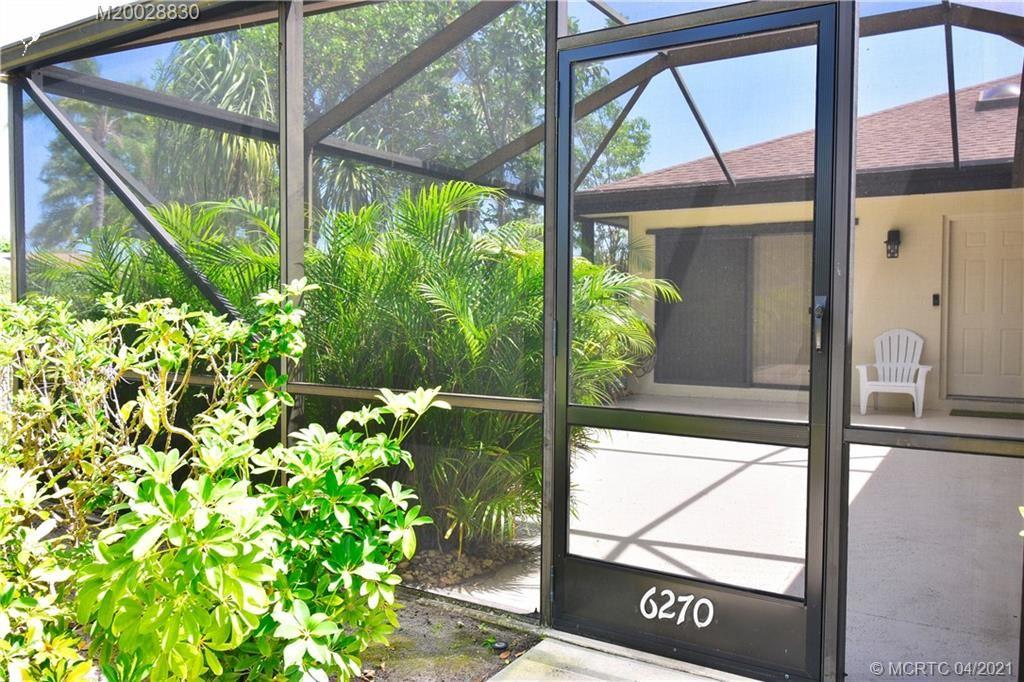 6270 SE Monticello Terrace #3-d, Hobe Sound, FL 33455 - #: M20028830