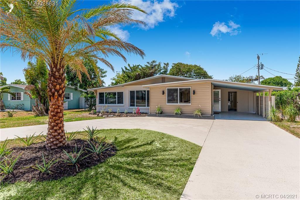 3668 NE Melba Drive, Jensen Beach, FL 34957 - #: M20028831
