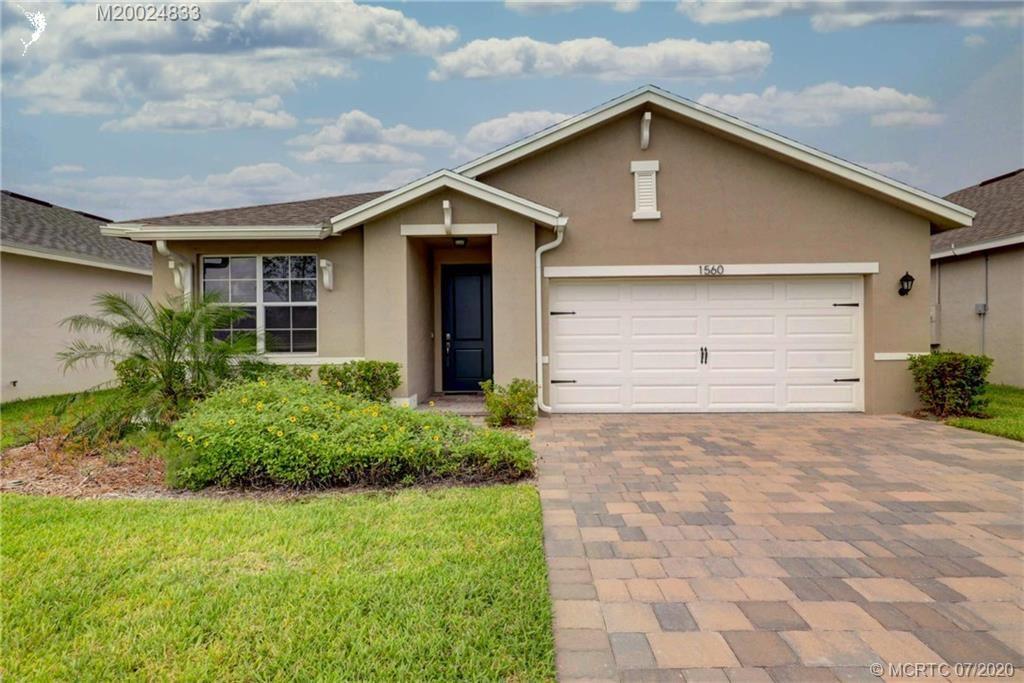 1560 NE Skyhigh Terrace, Jensen Beach, FL 34957 - #: M20024833