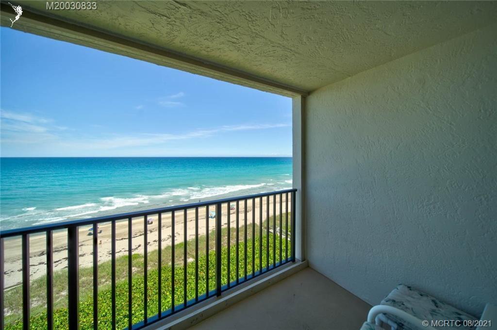 10044 S Ocean Drive #805, Jensen Beach, FL 34957 - MLS#: M20030833