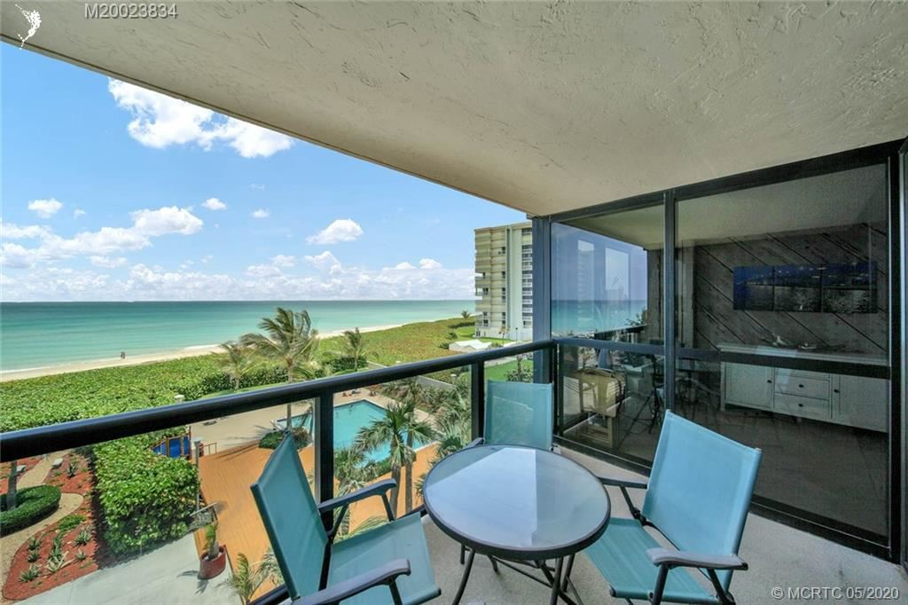 Photo of 10410 S Ocean Drive #408, Jensen Beach, FL 34957 (MLS # M20023834)