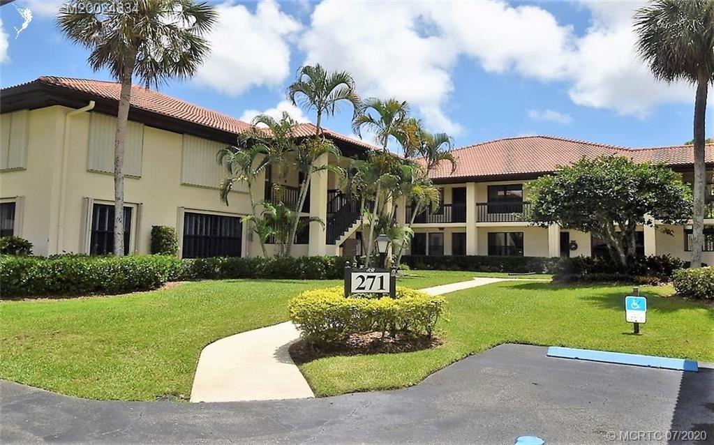 271 SW South River Drive #101, Stuart, FL 34997 - #: M20024834