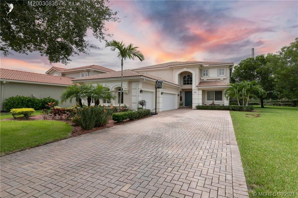 Photo of 5898 SW Bald Eagle Drive, Palm City, FL 34990 (MLS # M20030835)