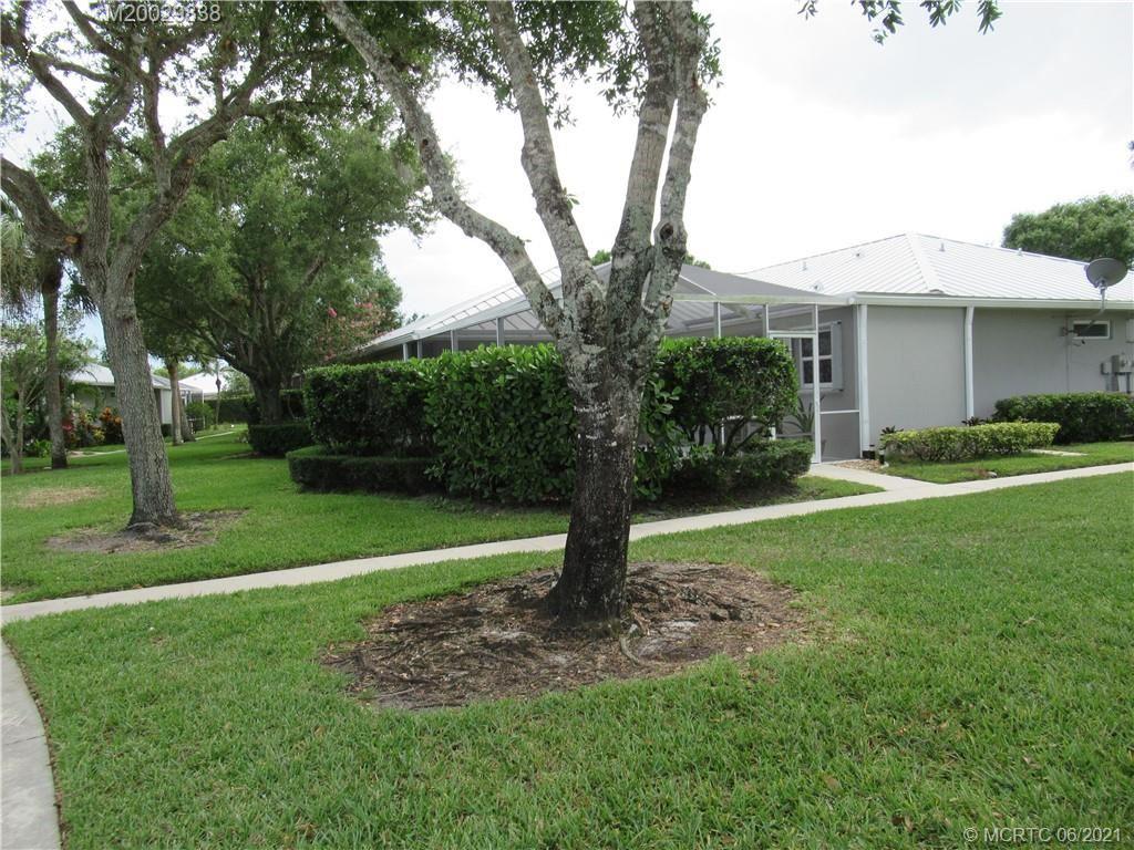 1585 SW Waterfall Boulevard, Palm City, FL 34990 - MLS#: M20029838