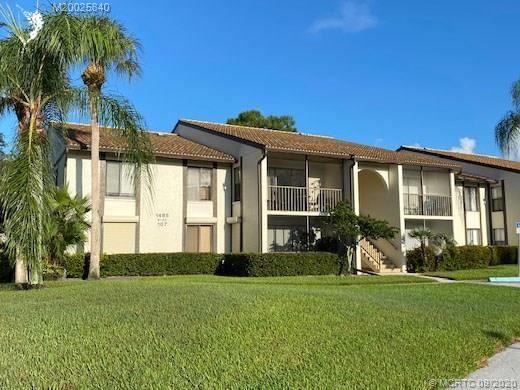 1485 Silver Pine Way Way SW #F-2, Palm City, FL 33409 - #: M20025840