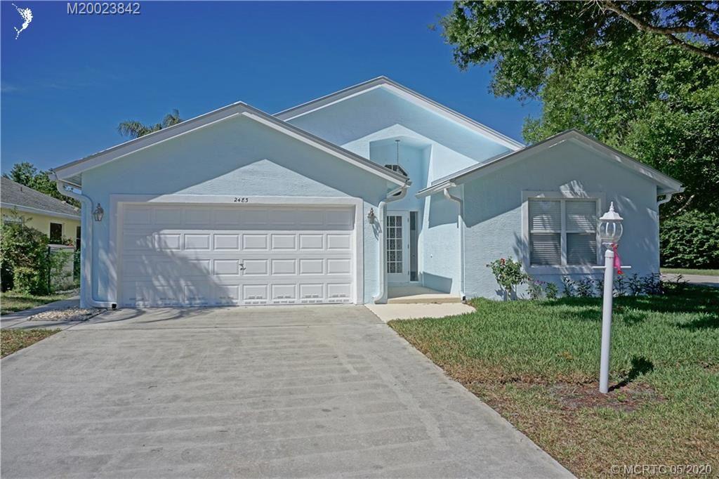 2483 SW Regency Road, Stuart, FL 34997 - #: M20023842