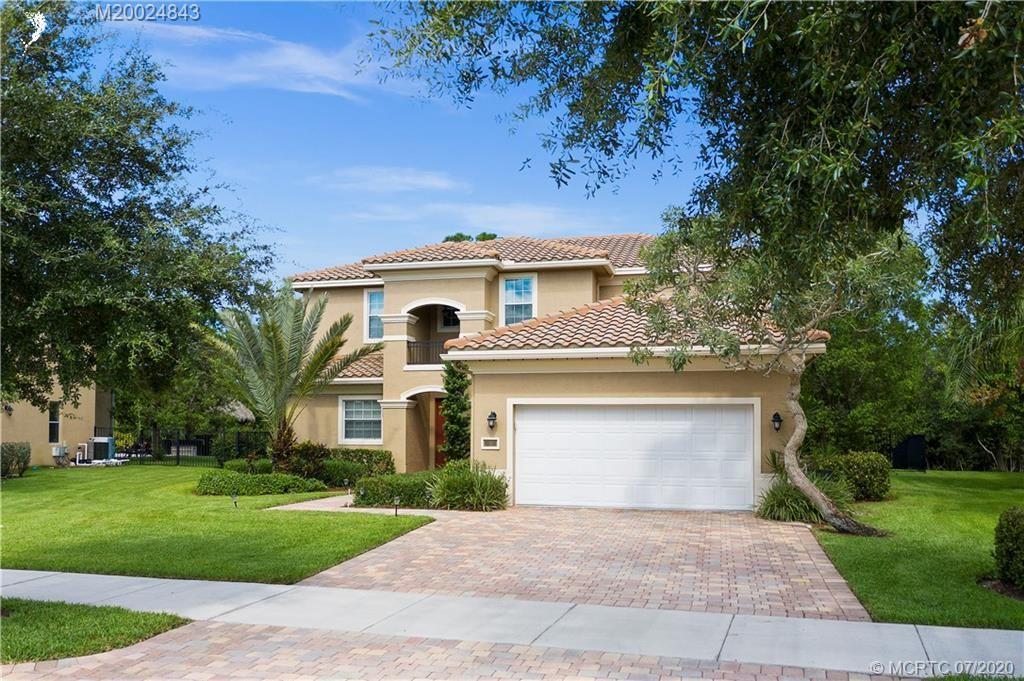 5401 SW Honeysuckle Court, Palm City, FL 34990 - #: M20024843