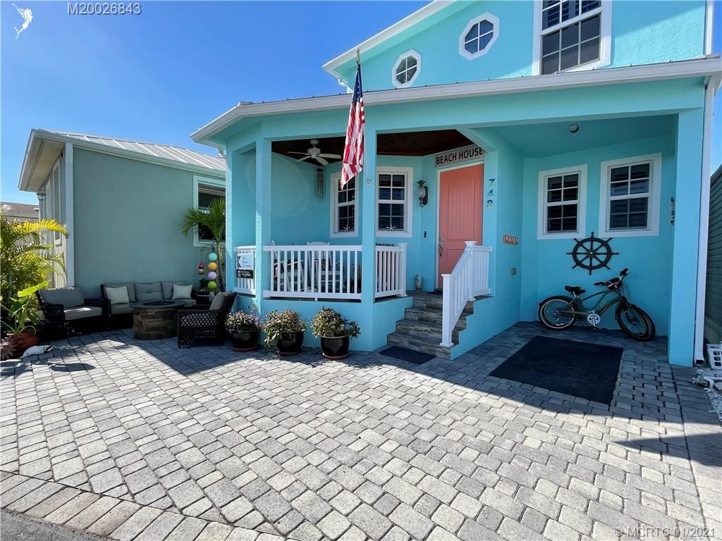 10701 S Ocean Drive #748, Jensen Beach, FL 34957 - MLS#: M20026843