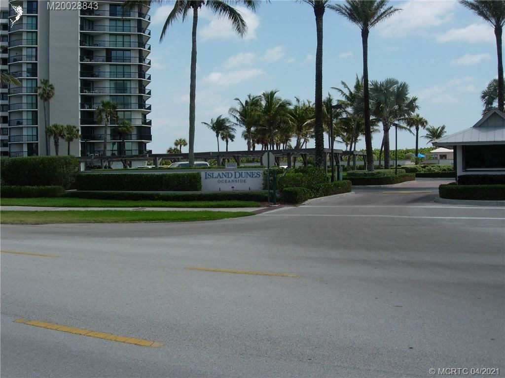 8800 S Ocean Drive #202, Jensen Beach, FL 34957 - #: M20028843