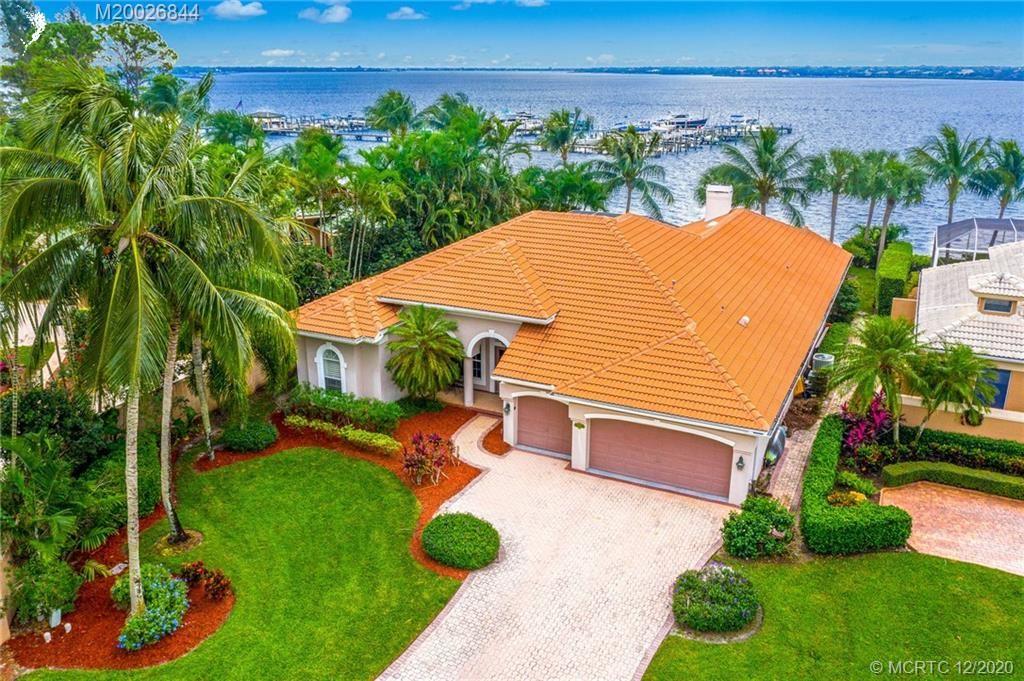 3221 SE Braemar Way, Port Saint Lucie, FL 34952 - #: M20026844