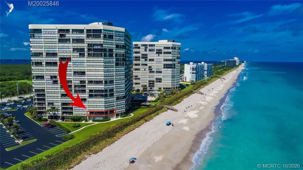 9550 S Ocean Drive #206, Jensen Beach, FL 34957 - #: M20025846