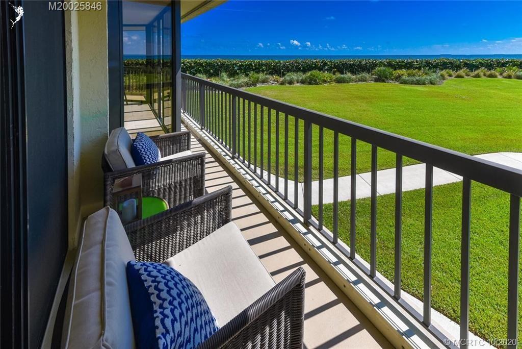 Photo of 9550 S Ocean Drive #206, Jensen Beach, FL 34957 (MLS # M20025846)