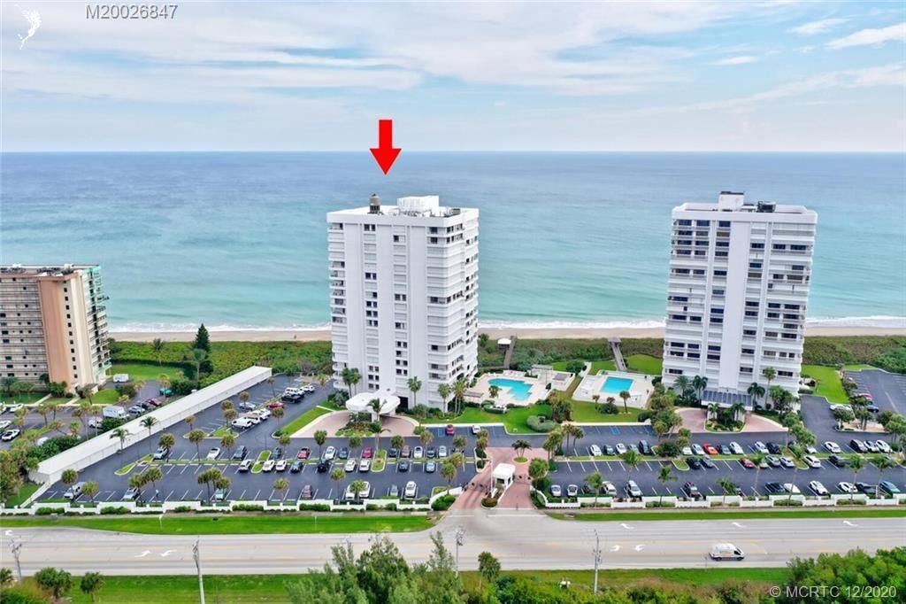 9950 S Ocean Drive #1503, Jensen Beach, FL 34957 - MLS#: M20026847