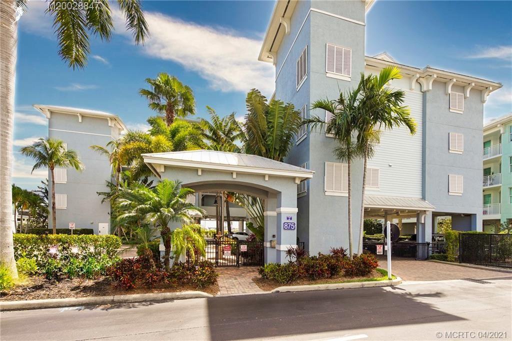 875 NW Flagler Avenue #204, Stuart, FL 34994 - #: M20028847