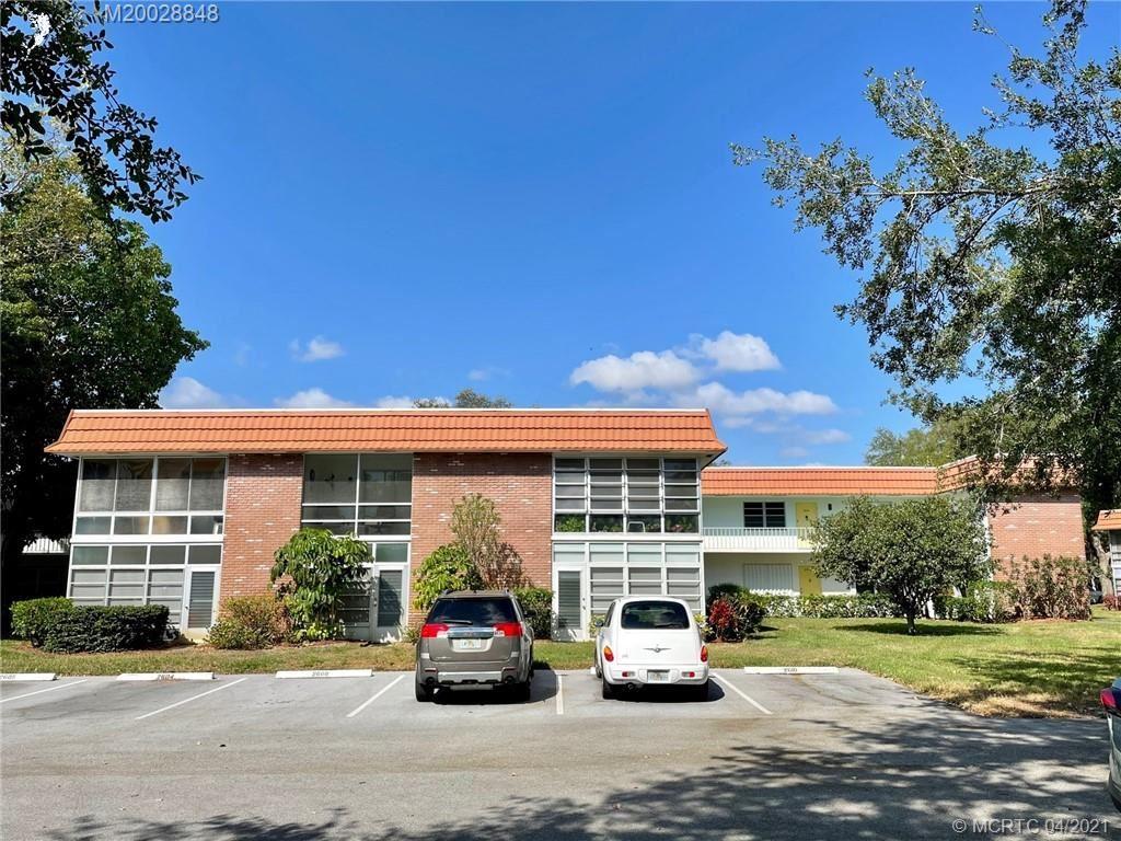 1225 NW 21st Street #2606, Stuart, FL 34994 - #: M20028848