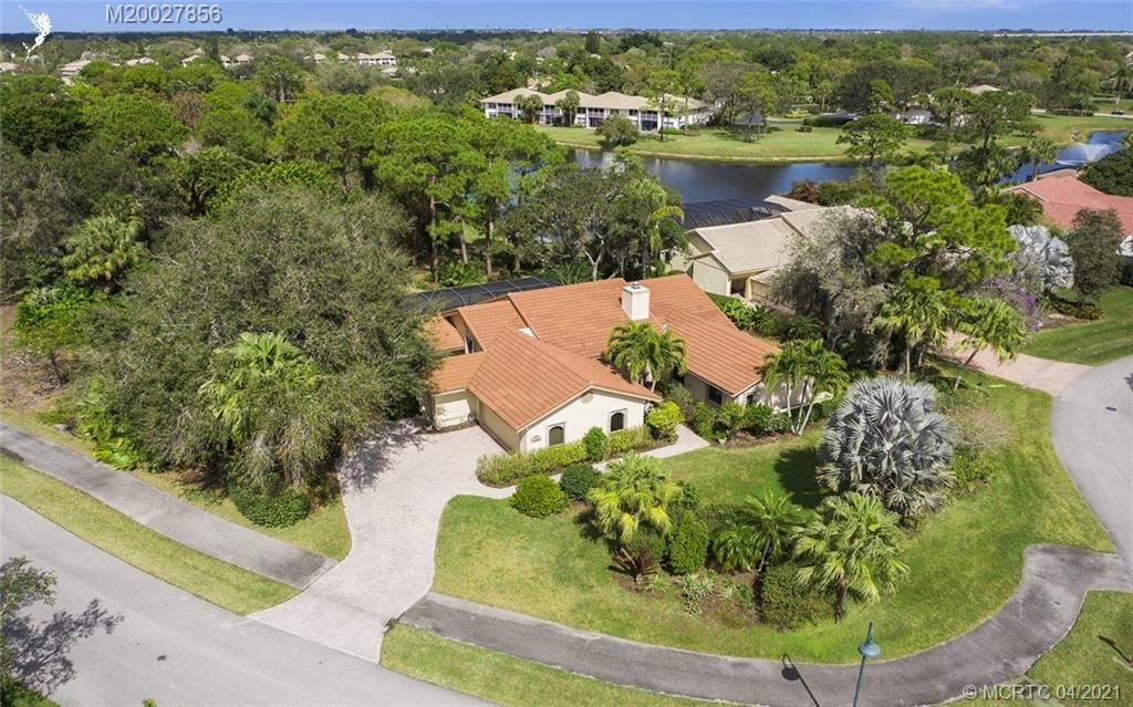 1343 SW Troon Circle, Palm City, FL 34990 - #: M20027856