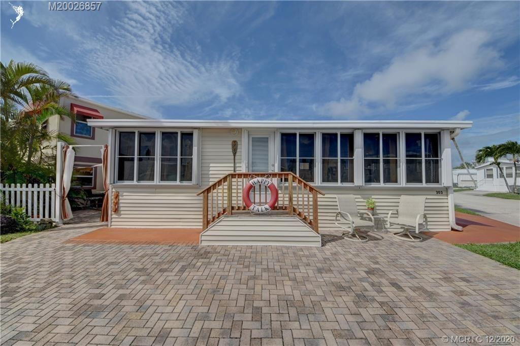 10725 S Ocean Drive #303, Jensen Beach, FL 34957 - #: M20026857