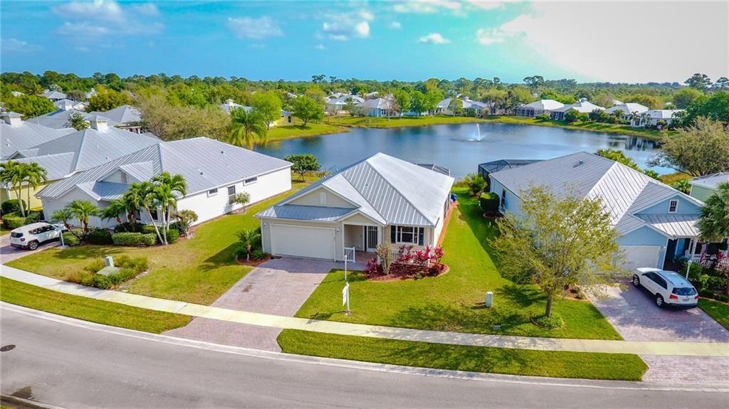 441 NE Canoe Park Circle, Port Saint Lucie, FL 34983 - #: M20022860